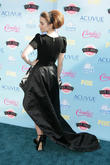 Lily Collins, Gibson Amphitheatre
