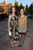 Kristin Davis, Bailee Madison, Royce Hall at UCLA