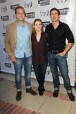 Ryan Hansen, Kristen Bell and Chris Lowell