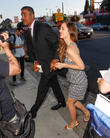 Rick Foxx and Eliza Dushku
