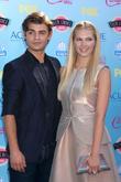 Garrett Clayton and Claudia Lee