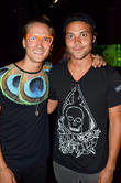 Oliver Proudlock and Andy Jordan