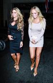 Bianca Gascoigne and Aisleyne Horgan-wallace