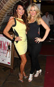 Lizzie Cundy and Pippa Fulton