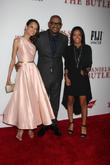 Keisha Whitaker, Forest Whitaker and Autumn Whitaker