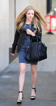 Amanda Seyfried at the BBC Radio 1 studios