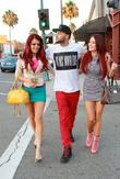 Carla Howe, Melissa Howe and Don Benjamin