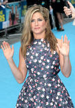 Jennifer Aniston, Odeon West End Leicester  Square, Odeon West End