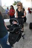 Shakira and Milan Pique Mebarak