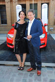 Axel Pape and Gioia Raspe
