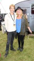 Chesney Hawkes and Janice Long