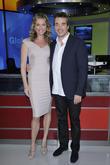 Rebecca Romijn and Jon Tenney