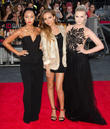Little Mix, Leigh-Anne Pinnock, Jade Thirlwall, Perrie Edwards, Empire Cinema Leicester Square, Empire Leicester Square