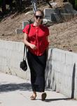Pregnant Teresa Palmer