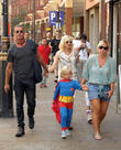Gwen Stefani, Gavin Rossdale and Zuma Rossdale