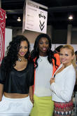 Jessica Jarrell, Coco Jones and Ali Simpson