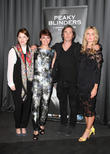 Cillian Murphy, Helen McCrory, Annabelle Wallis and Sophie Rundle