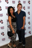 Chrissie Fit and Kent Boyd