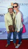 Billy Zane and Lena Hermanson