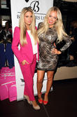 Bianca Gascoigne and Aisleyne Horgan Wallace