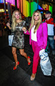 Bianca Gascoigne and Aisleyne Horgan Wallace