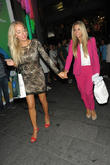 Aisleyne Horgan-Wallace and Bianca Gascoigne