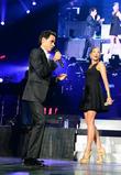 Marck Anthony and Natalia Jimenez