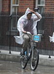 Wet Weather Pictures Central London
