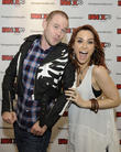 Allison Scagliotti and Aaron Ashmore