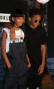 Willow Smith and Jaden