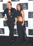 TLC, Tionne T-Boz Watkins and Rozonda Chilli Thomas