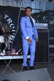Vintage Trouble, Ty Taylor, Commodore Barry Park Brooklyn