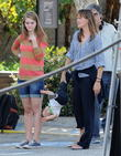 Jennifer Garner and Kerri Dorsey