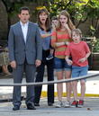 Jennifer Garner, Steve Carell and Kerri Dorsey