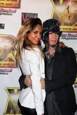 DJ Ashba and Nathalia Henao
