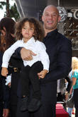 Vin Diesel and and son