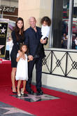Paloma Jimenez, Hania Riley Diesel, Vin Diesel and Vincent Diesel