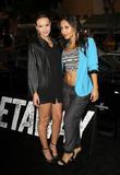 Samantha Droke and Francia Raisa