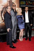 David Twohy, Vin Diesel, Katee Sackhoff and Jordi Molla