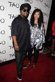 Ice Cube and Kimberly Woodruff