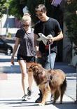 Amanda Seyfried and Justin Long