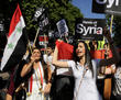 Syria and Protesters