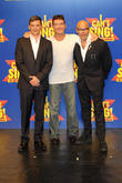 Simon Cowell, Harry Hill and Nigel Harman
