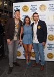 Antony Costa, Rosanna Jasmin and brother