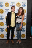 Imogen Thomas and Steven Duggan