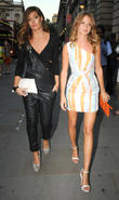 Erin McNaught and Millie Mackintosh