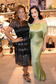 Dita von Teese and Jade Jagger