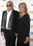 Tom Berenger and Laura Moretti