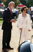 Prince Michael Of Kent and Bianca Jagger