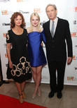 Susan Sarandon, Dakota Fanning and Kevin Kline